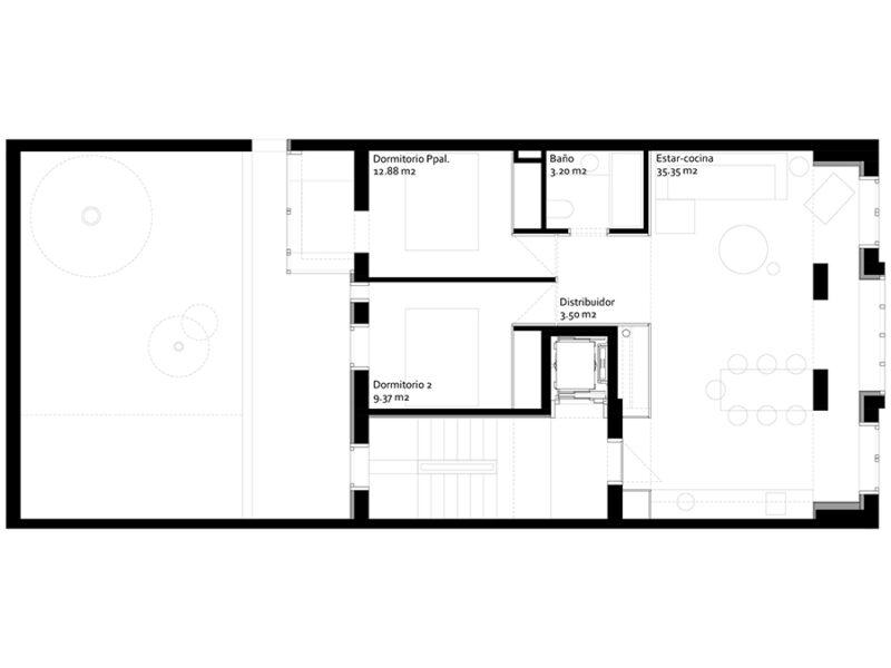 01-Rehabilitación-bloque-viviendas-Betanzos-Coruña-estado-proyectado
