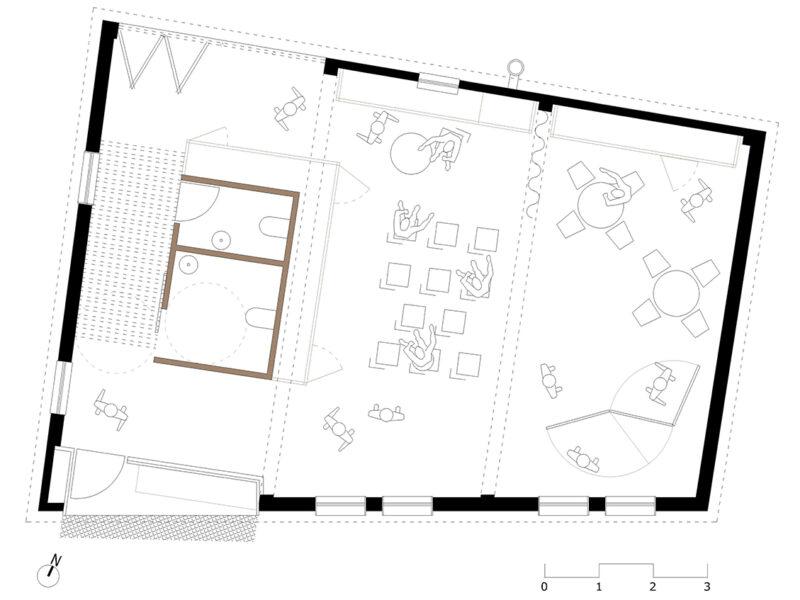 04-Rehabilitacion-centro-social-oferreiro-cariño-coruña-arquitectura-planta