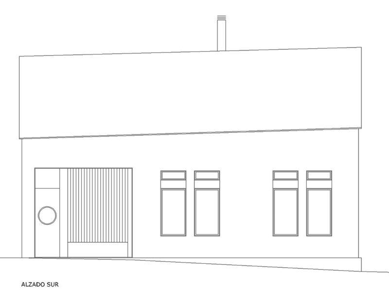11-Rehabilitacion-centro-social-oferreiro-cariño-coruña-arquitectura-alzado-sur