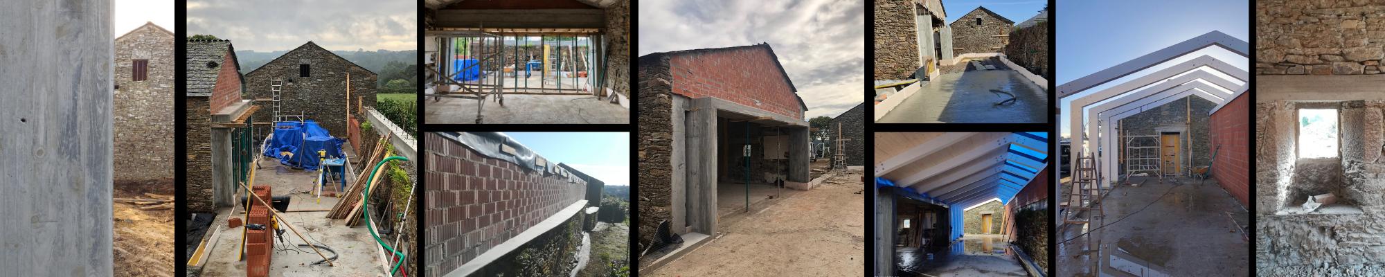 Rehabilitacion vivienda unifamiliar vilalba galicia